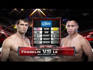 Cung Le vs. Rich Franklin