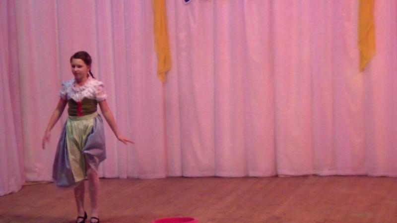 Кукла 2015 Танец прачек