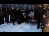Награждение Максима и Андрея 21.01.2016