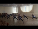 Модерн-джаз ; Rond de jambe par terre (1)