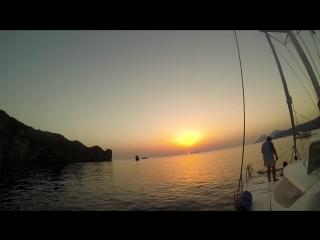 Острова Тирренского моря на катамаране ДуКат