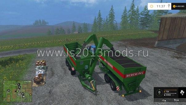 скачать моды на фермер симулятор 2015 на пак зилов