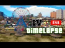 Timelapse in Grand Theft Auto IV ENB mod