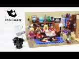 Lego Ideas 21302 The Big Bang Theory - Lego Speed Build