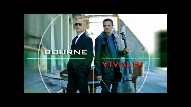 Code Name Vivaldi (Bourne SoundtrackVivaldi Double Cello Concerto) - The Piano Guys