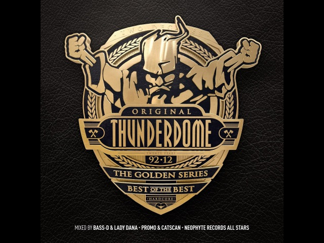Thunderdome Gold Neophyte Records Allstars 2014