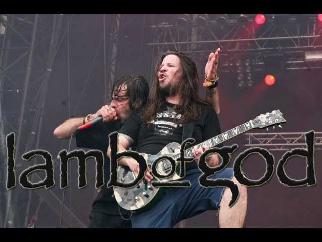 Lamb Of God Download Festival 2007 FULL CONCERT