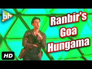 Rocking Watch: Ranbir Kapoor Stuns At 'Bombay Velvet' Concert In Goa