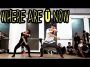 WHERE ARE Ü NOW - Skrillex Diplo ft @JustinBieber Dance | @MattSteffanina WhereAreUNow