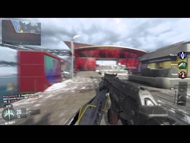 Всеволод Коротков и Untone Le'bed cow играют в Звонок Дежурному Call of Duty Black Ops III