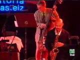 Charlie Haden &amp Cuban jazz musicians (Festival Jazz de Gazteiz Vitoria, 2005)