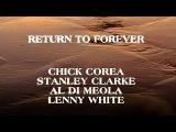 Return To Forever Chick Corea, Stanley Clarke, Al Di Meola, Lenny White - 43 Jazzaldia Festival