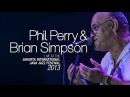 Phil Perry Brian Simpson Live at Java Jazz Festival 2013