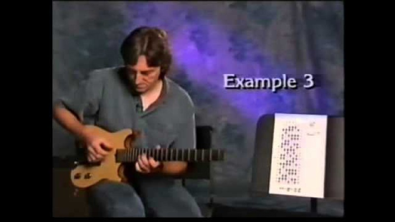Allan Holdsworth Instructional Video