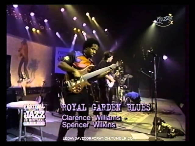 Bela Fleck The Flecktones Montreal Jazz Festival 1998 07 04