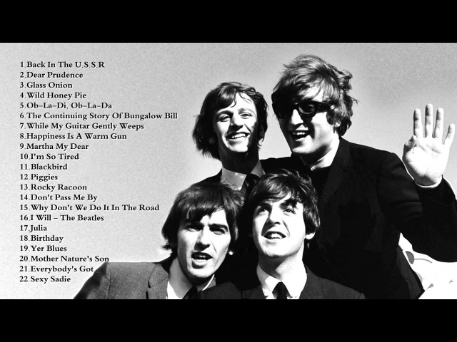 The Beatles Greatest Hits - The Best Songs Of The Beatles - The Beatles Full Album 2015