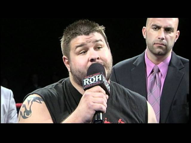 Kevin Steen vs Steve Corino at FINAL BATTLE 2011