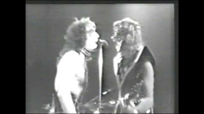 Kiss - parasite (live 1975)
