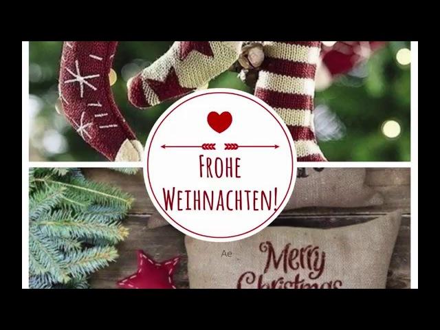 РОЖДЕСТВЕНСКИЕ ЯРМАРКИ в Германии Хальберштадт Weihnachtsmarkt Halberstadt