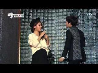 141221 Soyou, Sunggyu, Yook Sungjae & Junggigo - SOME