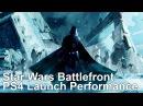 Star Wars Battlefront PS4 Final Code Frame-Rate Test