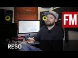 Reso In The Studio With Future Music