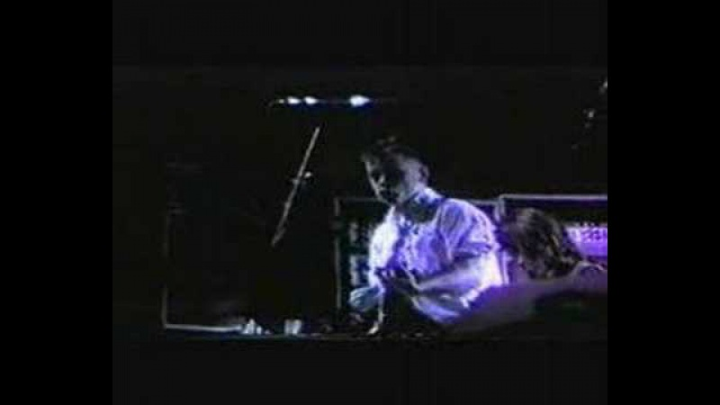 New Order Elegia Glastonbury 1987
