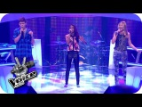 A Great Big World - Say Something (Samuel, Sabeschni, Hannah)  The Voice Kids 2014  BATTLE  SAT.1
