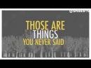 Nadia Ali PANG All In My Head Lyric Video