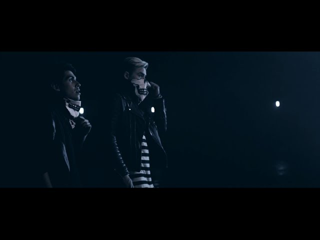 Crown The Empire - Prisoners Of War (Official Music Video)