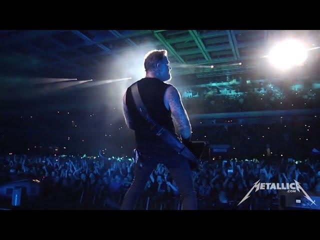 Metallica: Sad But True (MetOnTour - Moscow, Russia - 2015)