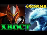 Dota 2 - XBOCT 6500 MMR Plays Morphling And Dragon Knight - Ranked Match Gameplay!
