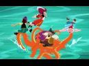 Джейк и пираты Нетландии - Крюки Капитана Крюка / Питомец Мистера Сми - Серия 4, Се ...