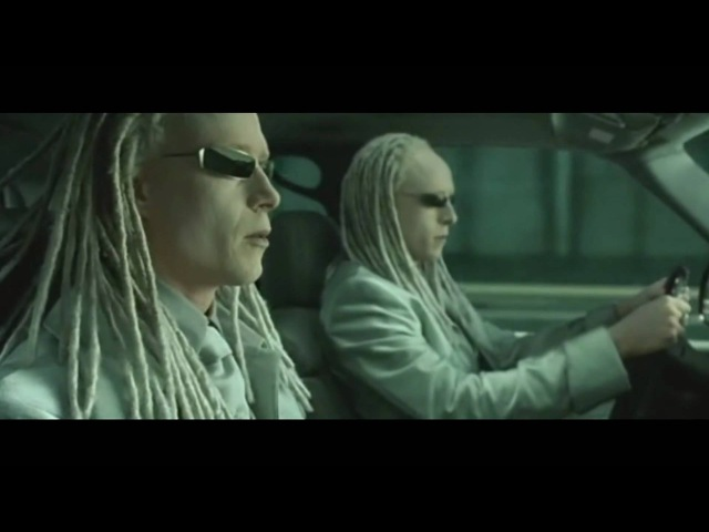 The Matrix Reloaded - The Twins Are Aggravated...