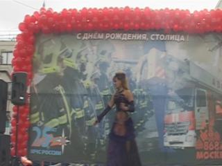 скрипачка-шоу с балеринами и с шоу-балетом.колесо времени, день города, метрополь, шатёр