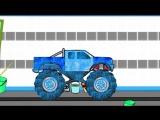 Мультик про машинки  Мультфильм Car Racing  Гонки  все серии подряд тачки