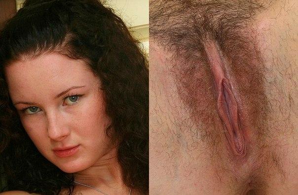 Влагалище и лицо фото