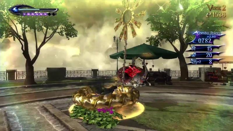 072. Bayonetta 2 - Безупречный слэшер (Обзор)