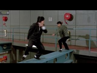 Драконы навсегда .1988.  Джеки Чан, Саммо Хунг, (боевик, комедия).