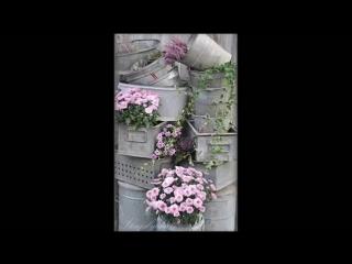 Винтажные украшения дачи своими руками. Идеи для дачи и сада