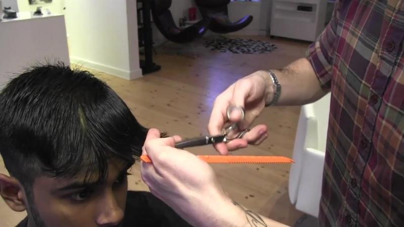Slikhaar. Men_s Classic hair - how to style black hair - New Product by Vilain