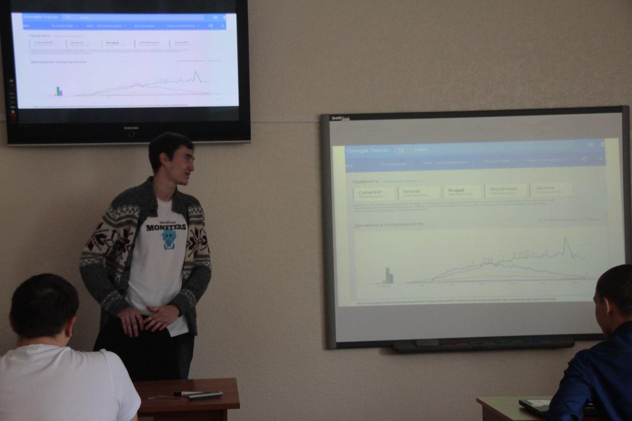 Коган Илья рассказывает о Visual Composer