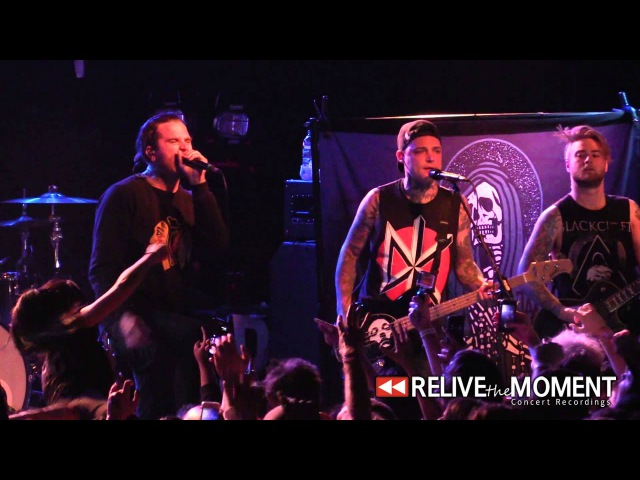 The Amity Affliction Pittsburgh Live in Chicago IL