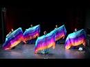 Silk Veils Belly Dance led by Lana - Fleur Estelle Dance Company