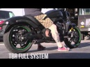Two Brothers Racing - 2015 Kawasaki Vulcan S TBR Full Exhaust System