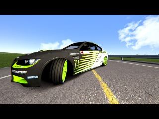 Drift on Assetto Corsa.BWM M3 E92.