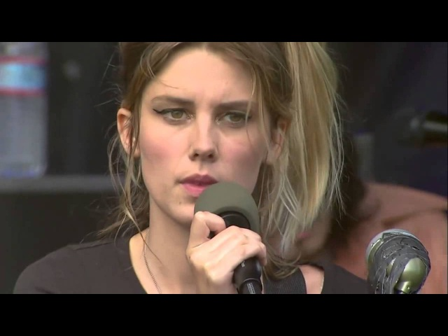 Wolf Alice Your Love's Whore Outside Lands Festival 2015
