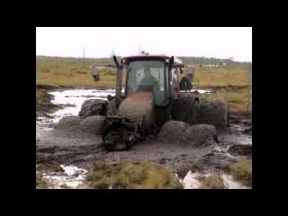 Подборка ДТП тракторов