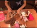 Быстро делаем куклу мотанку своими руками Кукла мотанка