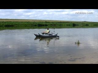 Чудная Рыбалка на рыболовном катамаране по Верхнему Дону